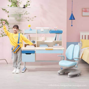 igrow adjustable children tables study desk and chairs
