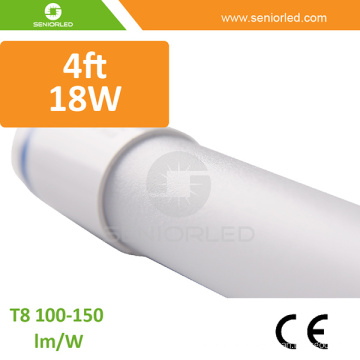 Hot Sale LED Tube Light T8 4FT with Fixture Supplied