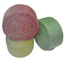 PP-Scourer rohes gewebtes Material für Küchenreinigung Schwamm