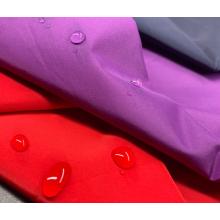 100% polyester Le tissu mémoire