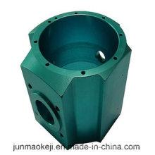 Aluminium-Schale mit Pulverbeschichtung