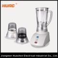 Hc205-B-3 Blender Kitchenware Push Button Plastic Jar 3in1