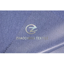 600d Tissu à deux tons avec revêtement respirant TPU 10k / 5k (ZCFF047)