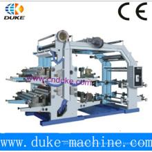 2015 nueva máquina de impresión flexográfica de cuatro colores (YT-600)