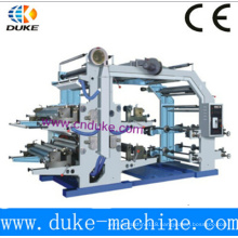 2015 New Four Color Flexographic Printing Machine (YT-600)