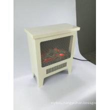 Portable Mini Electric Fireplace Indoor