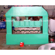 Máquina de crimpagem automática para perfil Ibr