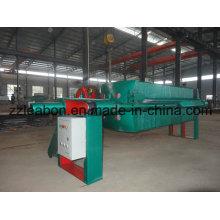 Filtre-presse en fonte à plaques et châssis industriels