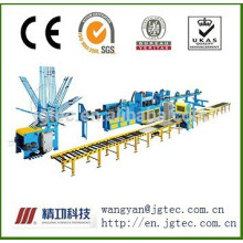 whole set production line JGH Self Supporting Girder Steel Decking Machine