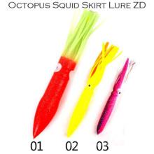 New Arriva Plastic Soft Squid