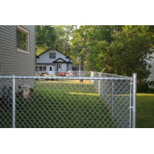 Garden Wire Mesh Fence/Factory Supply Garden Fence/Diamond Chain Link Garden Fence