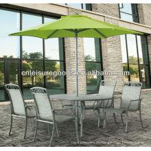 Metall Garten Regenschirm
