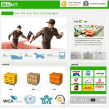 Serviço expresso / Courier barato de China (DHL, TNT, UPS)