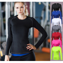 Dry Fit Compression Long Sleeve Shirt for women