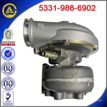 Vente chaude K31 53319886910 MAN turbocompresseur