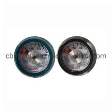 Medical Oxygen Regulator Pressure Gauge with Good Quality