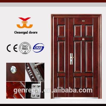 Anti-theft security entrance steel doors