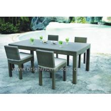 Muebles al aire libre / juego de cena (BG-N05)
