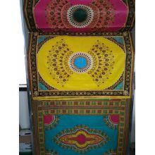 Африканский рынок Java имитация воск печать ткани