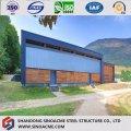Quality Guaranteed Large Span Steel Aircraft Hangar