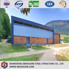 Quality Guaranteed Large Span Steel Aircraft Hangar
