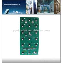 Schindler indicador de ascensor pcb ID NR.594104