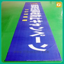Bannière maille professionnelle pvc maille durable bannière affiche