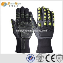 Sunnyhope protection hand gloves making machine