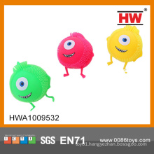 High Quality Eyed monster Flash Ball (Battery Included , 12pcs In One Box)