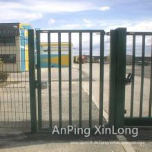 Haus Swing Gate Designs / Eisentor Tür Preise in China gemacht