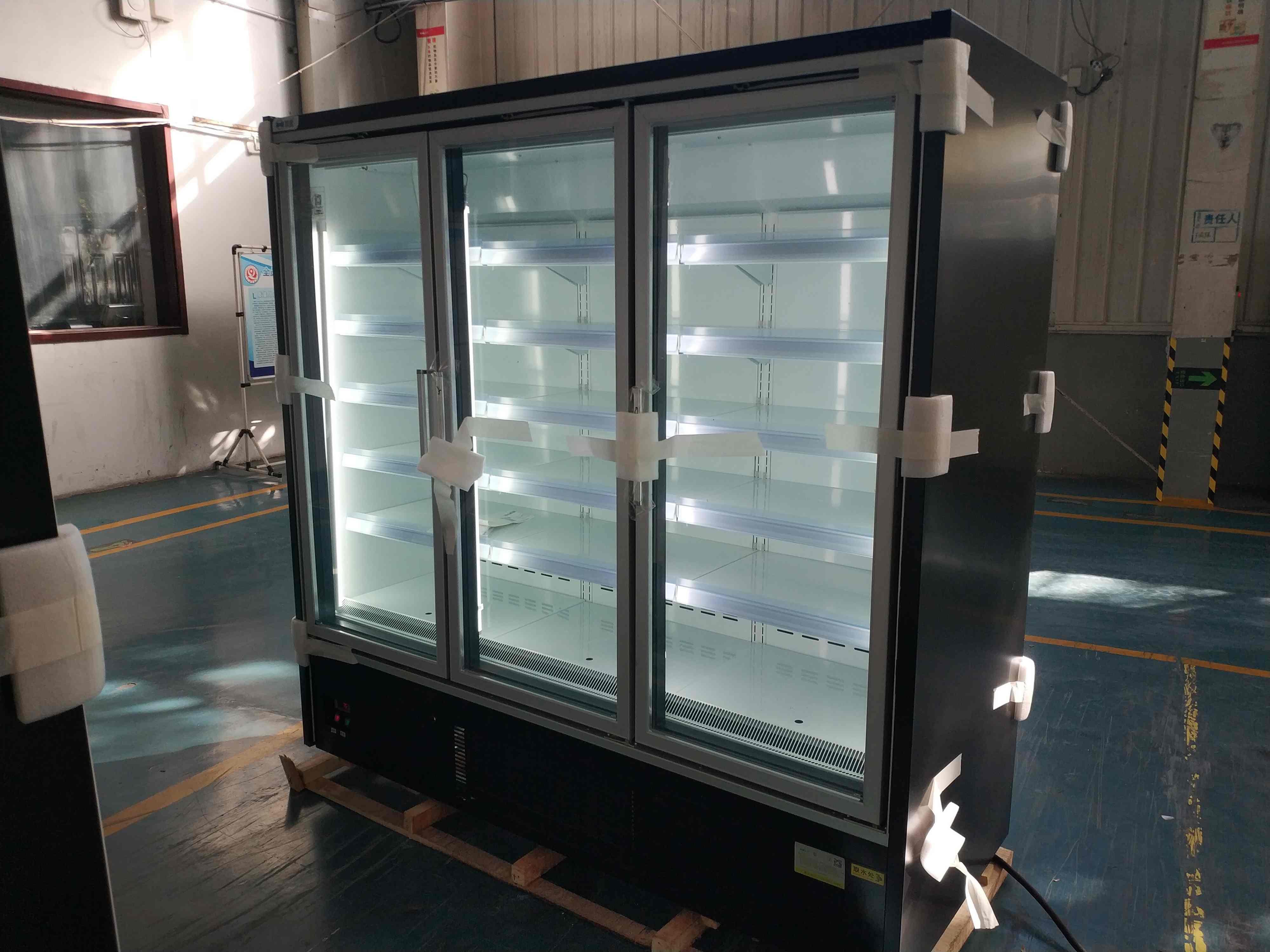 Display Freezer for Supermarket