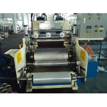 Dubbellags-komprimerad Mini Cast Cling Film Line