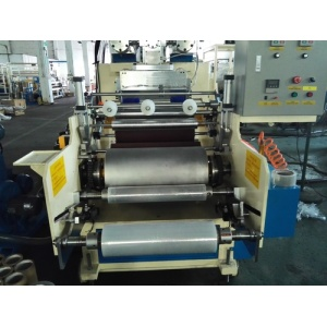 Double-Layer Co-Diekstrusi Mini Cast Cling Film Line