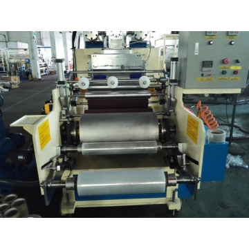 Dupla Camada Co-Extrudada Mini Fundido Cling Film Line
