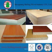 Меламиновая ламинированная древесностружечная плита
