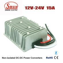В DC/DC преобразователи 12В на 24В 15В DC повышающий преобразователь постоянного тока