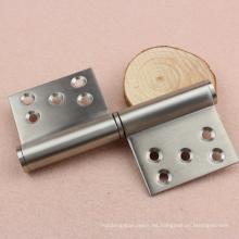 Bisagra a tope de material de acero inoxidable de calidad