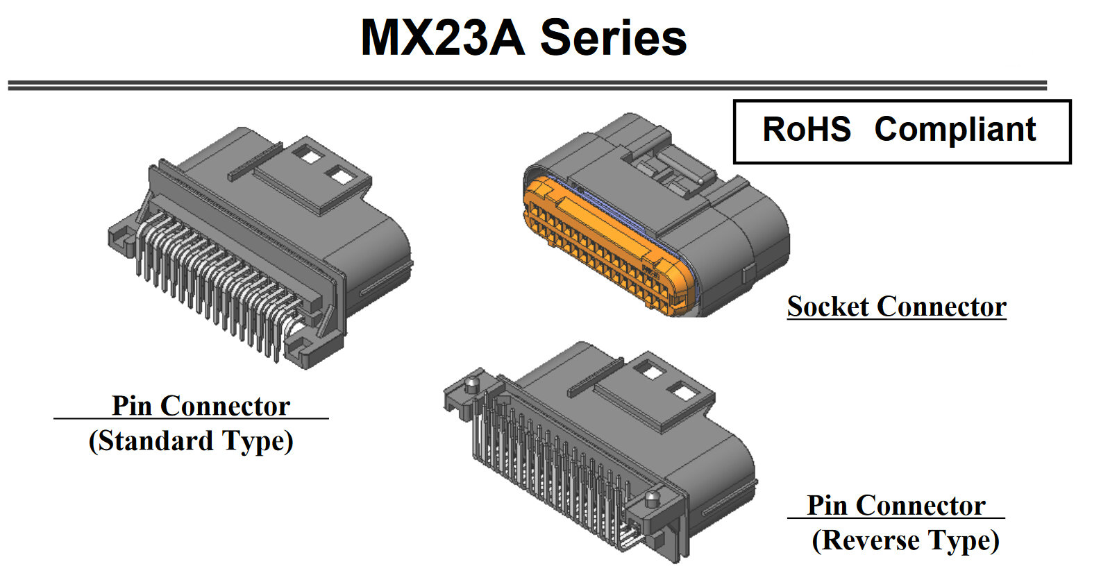 MX23A connector