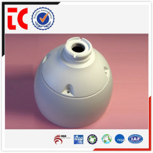 Высококачественная белая окрашенная крышка монитора для использования оборудования безопасности / Алюминиевый литой завод OEM в Китае
