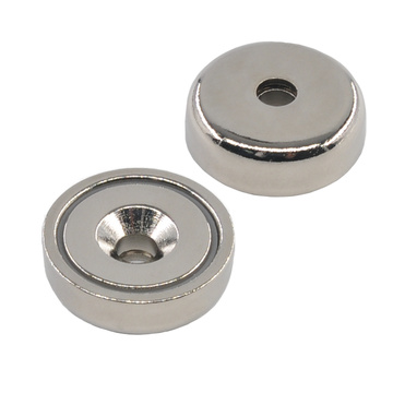 RPM-A25 Round Cup Magnet