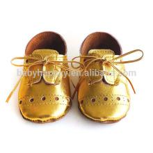 Мода мальчиков prewalker ребенка повседневная обувь 0-24months