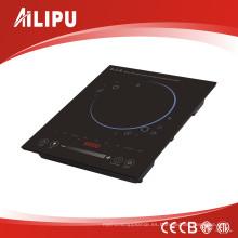 Cocina de inducción Light Touch con Cooper Coil