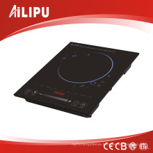 Sliding Touch Control Induction Stove with LED Display