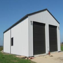Tragbare leichte Stahlkonstruktion Garage mit Ce-Zertifizierung (KXD-SSW1400)