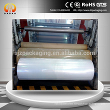 clear heat shrink plastic film/ PE Shrink Film Plastic Wrap film