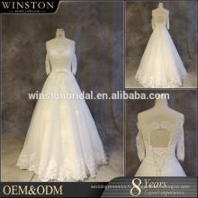 Images réelles robe de mariage Chine