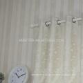 Neue Ankunft 100% Polyester Stickerei Vorhang Fenster