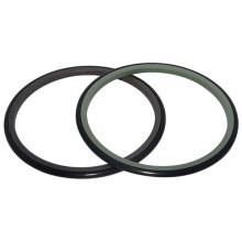 Aplicação em Distribuidores Rotativos e Motores Pivotantes Piston Rotary Sealing