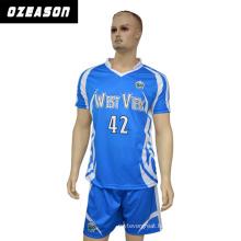Ozeason-C202 Custom Printed Soccer Uniforms Sublimated Soccer Jerseys