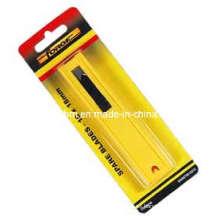 Cuchilla de repuesto recambio 10PCS para utilidad cuchillo herramientas bricolaje